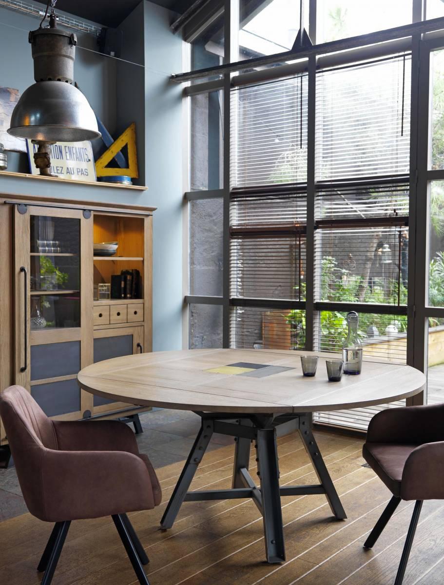 Vente Salle à Manger Moderne Style Atelier Au Luc En